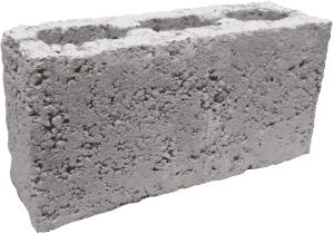блок керамзитобетон перегородочный